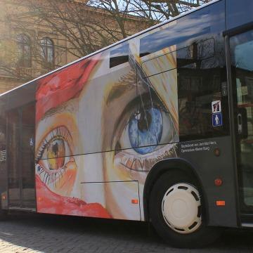 Busbeschriftung-Kunstprojekt-1