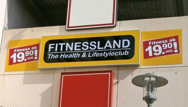 Fitnessland