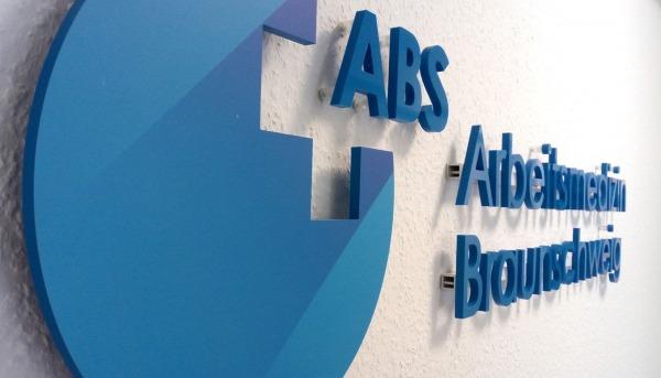 Acrylbuchstaben ABS