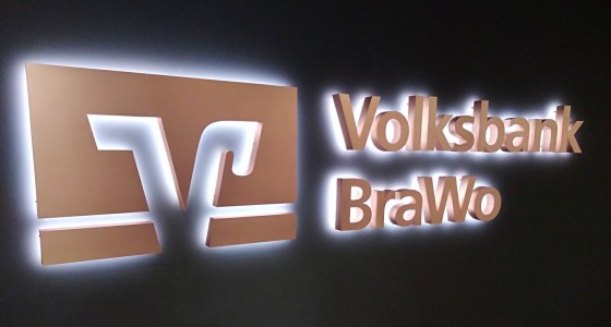Rückleuchter Volksbank BraWo