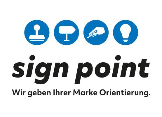 signpoint Firmenlogo